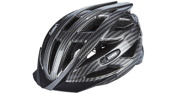 UVEX i-vo c Helm black carbon look